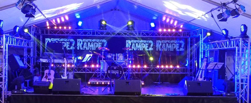 Rampe2 - Bühne